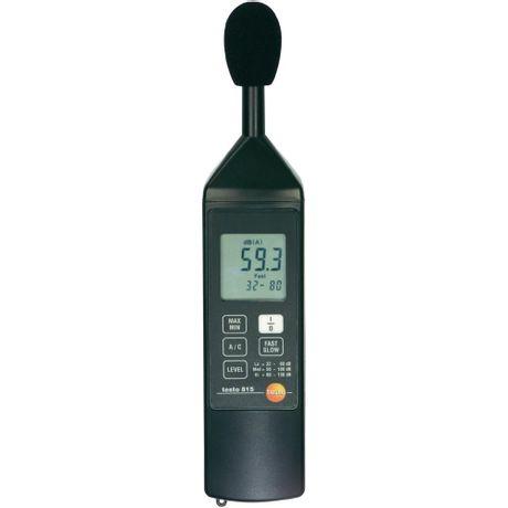 testo-815-decibelimetro-digital