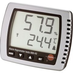TESTO-608-H2 – Termo-Higrômetro Digital